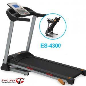 تردمیل خانگی مدل ES-4300