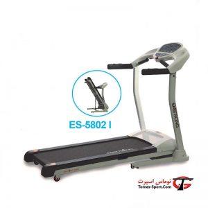 تردمیل خانگی مدل ES-5802 I