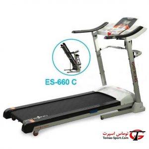 تردمیل خانگی برند استرانگ مدل ES-660 C