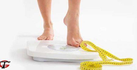 کاهش سریع وزن
