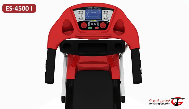 صفحه نمایش تردمیل خانگی استرانگ مدل ES-4500 I