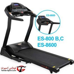 تردمیل باشگاهی برند استرانگ مدل ES-800 C