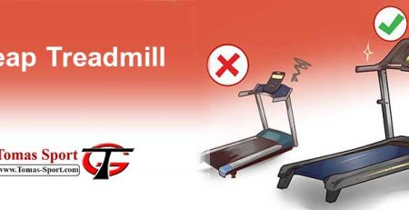 Cheap treadmill
