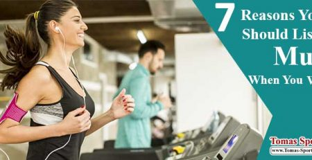 Reasons You Should Listen To Music When You Work Out